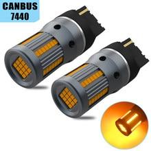 Led Canbus W21W T20 P21W 1156 BA15S BAU15S PY21W Car Turn Signal Light Accessories For Jeep Compass Wrangler jk Grand Cherokee