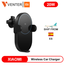 Xiaomi Car Charger Xiaomi 20W Wireless Car Charger Max Electric Auto Pinch 2 5D Glass Ring Lit For Wireless Charging cheap Car Lighter Slot 9V 2A PC + glass 117 2*73 4*91 7mm T CA 101-2018 Q 320281DHR05 for iPhone Xs Max Xs Xr X 8 8 Plus etc
