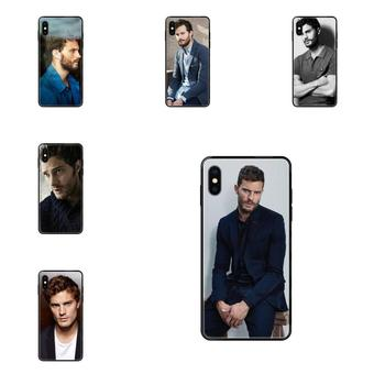 Soft Cases Skin For Apple iPhone 11 12 Pro XS Max XR X 8 7 6 6S Plus 5 5S SE Christian Jamie Dornan image
