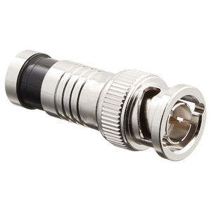 Image 3 - Security system BNC Connector Compression Connector Jack for Coaxial RG59 Cable CCTV Camera Accessories
