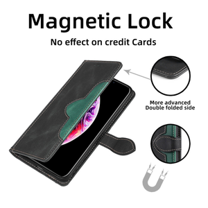 Image 3 - טלפון מקרה עבור Xiaomi Redmi 9 9A 9C 9AT 9T מקרה Flip עור מגנט ארנק ספר כרטיס Stand Fundas עבור Redmi 9C NFC 9 ראש כוח