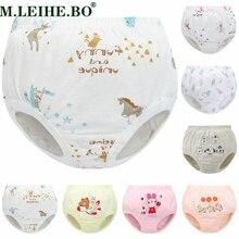 Panties Underwear Short Kids Baby-Boys-Girls Briefs Cotton 1pc/Lot Unisex Children