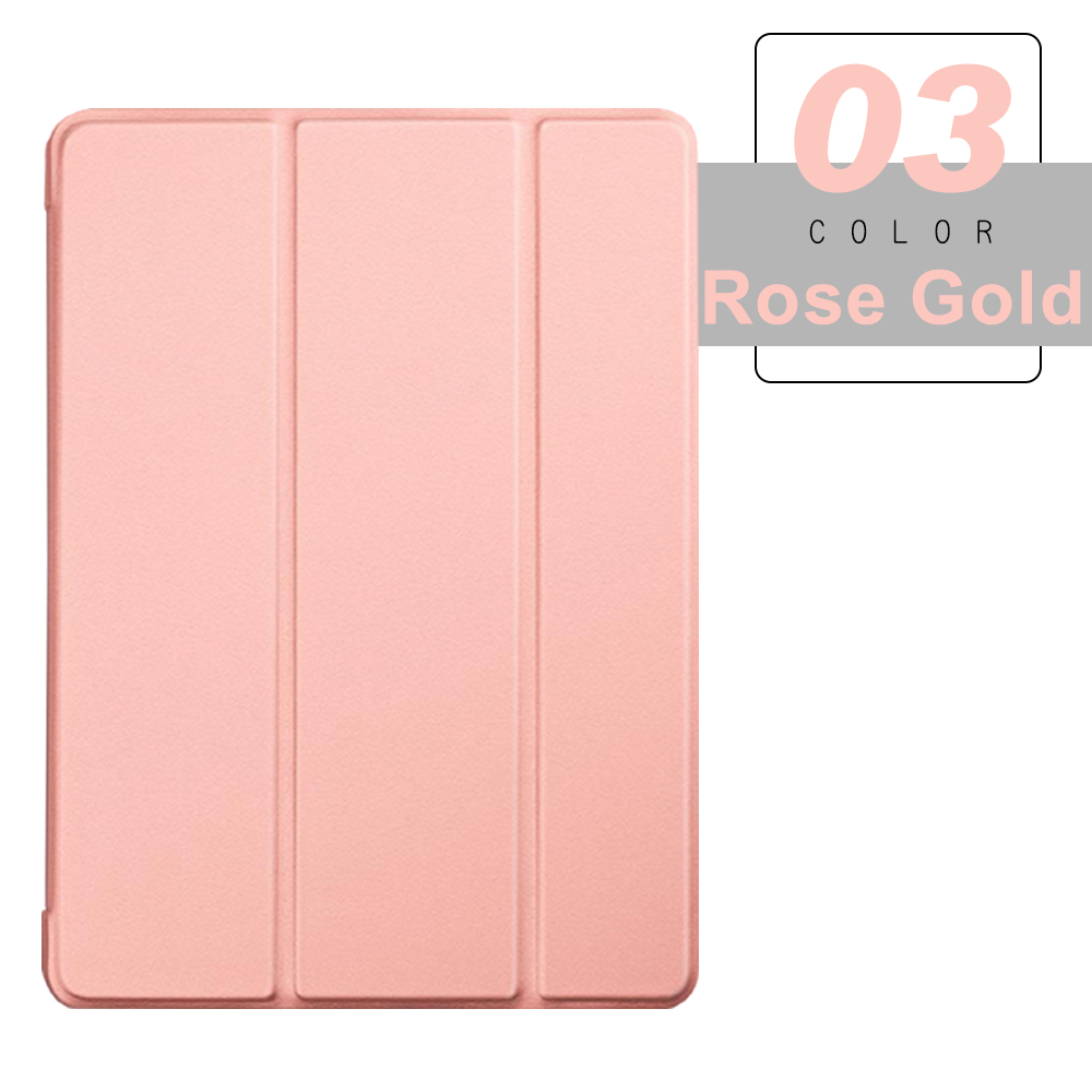 Rose Gold Green For iPad Pro 11 2021 2020 Flip Tablet Case Stand Smart Cover Funda For pro 11