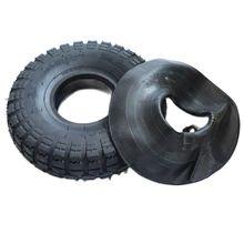 고품질 4.10/3.50 4 튜브 타이어 410/ 350 4 전기 스쿠터 타이어 내부 튜브