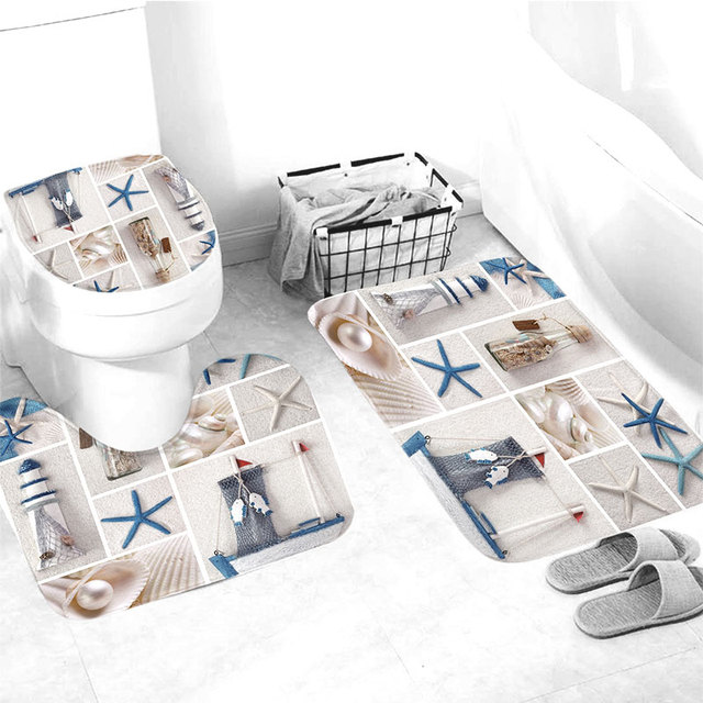 Bathroom Rug set 3