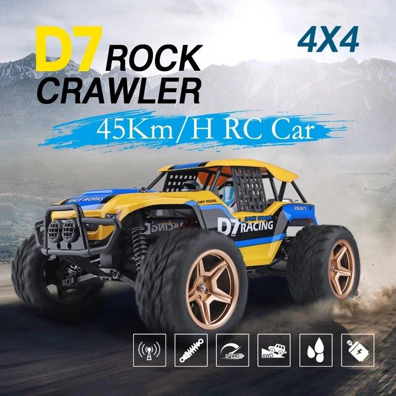Wltoys 12402a 1/12 4WD 2,4G радиоуправляемые модели автомобилей высокая скорость 45 км/ч машина с дистанционным управлением взрослый внедорожник игруш...