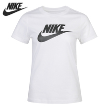 Original New Arrival NIKE NSW TEE ESSNTL ICON FUTUR Women's T-shirts short sleev