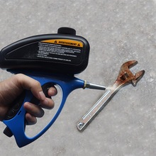 Антикоррозийный Пескоструйный ручной пневматический Пескоструйный Аппарат стеклянная надгробная плита опрыскиватель пескоструйная машина с небольшим соплом