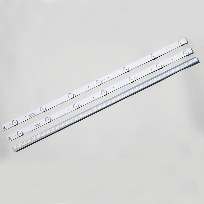 10Pieces/lot LCD TV LED Universal 32 Inch Miscellaneous Machine LED Backlight 7 Lamp 6v Long 61CM 100%NEW Aluminum Substrate