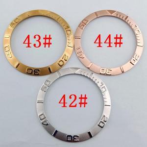 Image 2 - שעון אביזרי 38mm לוח fit אוטומטי 40mm גברים של שעון כושר לוח parnis שעונים