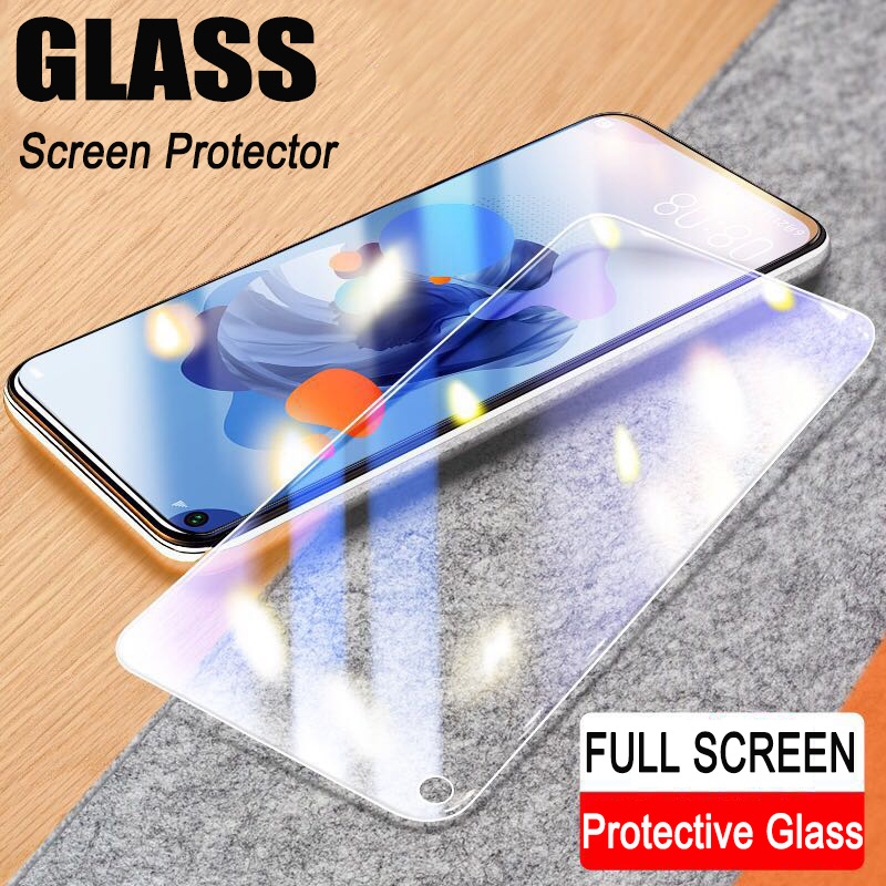Tempered Glass For Huaiwe Honor 20 Pro 10 lite Screen Protector Explosion proof glass