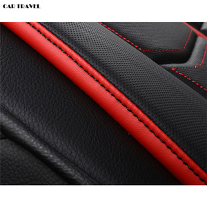 Image 4 - Front and Rear leather auto Car seat covers For Chevrolet CRUZE SAIL LOVE AVEO EPICA CAPTIVA Cobalt Malibu AVEO LACETTI cushion