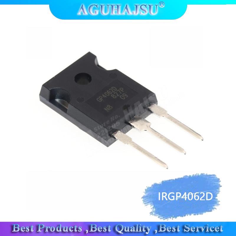 1pcs/lot IRGP4062D IGBT 24A600V GP4062D TO247