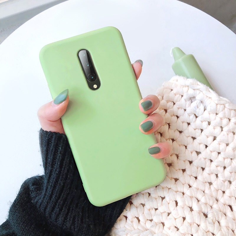 case for oneplus 7t 7 pro 5t 6t cover phone thin soft caps for one plus 5 6 shell funda
