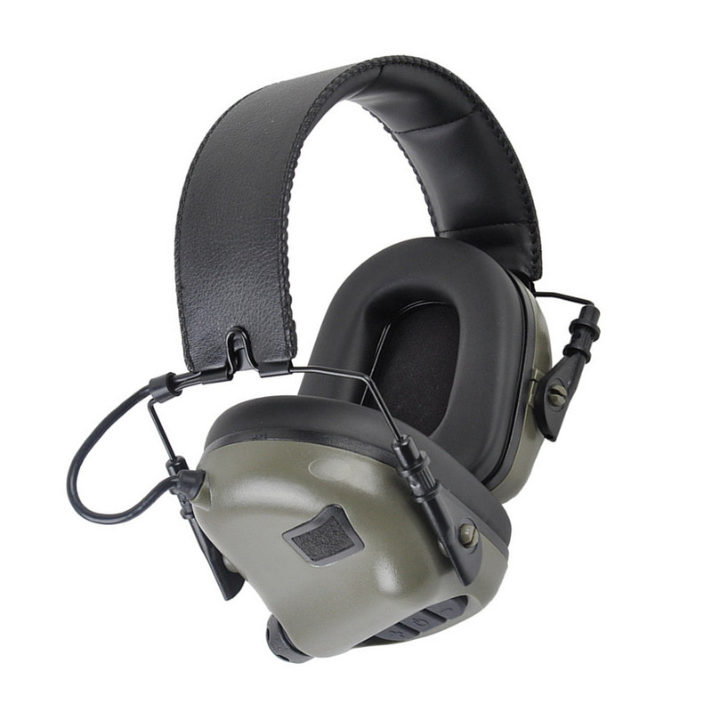 EARMOR Tactical Headset M31 Mod3 Airsoft Shooting Aviation Headphone Anti-noise Earphones Military Softair Ear Protection