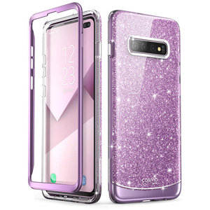 Image 3 - I BLASON For Samsung Galaxy S10 Plus Case 6.4 inch Cosmo Full Body Glitter Marble Cover Case WITHOUT Built in Screen Protector