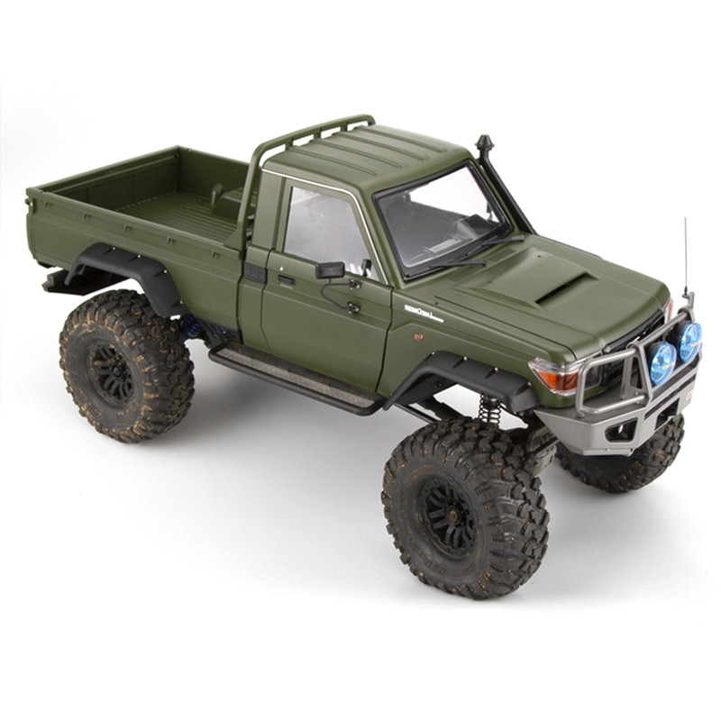 <font><b>RC</b></font> <font><b>Car</b></font> 1:10 Kit Killerbody LC70 Land Cruiser 70 Hard Radio Control <font><b>Car</b></font> <font><b>Body</b></font> <font><b>Shell</b></font> Kit Fit For Traxas TRX4 Chassis Toys Model image