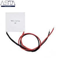 Peltier-refrigerador termoeléctrico TEC1-12706 12706 TEC, 40x40MM, 12V, nuevo de refrigeración de semiconductores