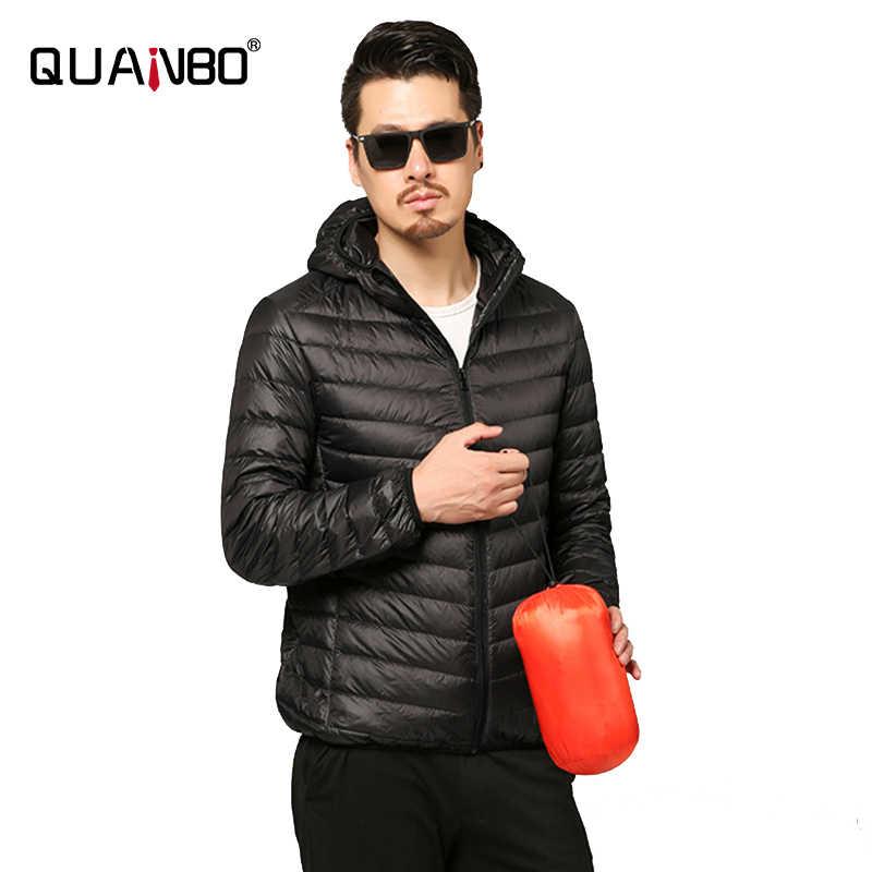 All-Temporada Ultra Leve Packable Jaqueta dos homens Da Água e Do Vento-Resistente Respirável Casaco Grandes Homens de Tamanho hoodies Jaquetas