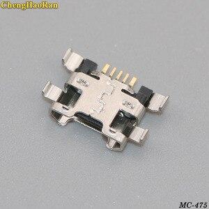 Image 4 - 100 PCS/lot Micro prise USB pour Huawei Honor 7X 7A 7C pour Honor 9 Lite profitez de 7S connecteur de Charge Port de Charge prise Dock