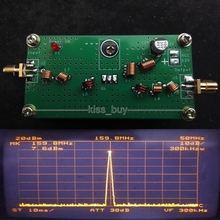 DYKB כוח מגבר 6W FM 88 108MHz 140 170MHz DC 12v עבור חובבי VHF רדיו מגבר W/גוף קירור