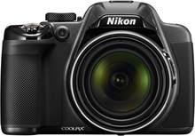 Nouvel appareil photo numérique CMOS Nikon COOLPIX P530 16.1 MP avec objectif NIKKOR 42x et vidéo FULL HD 1080p (noir)