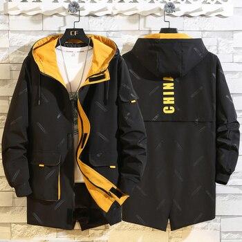 10XL 9XL 8XL 7XL 6XL Large Size New 2020 Spring Autumn Jackets Bigger Pocket Men Classic Solid Casual Fashion Jacket Plus - discount item  20% OFF Coats & Jackets