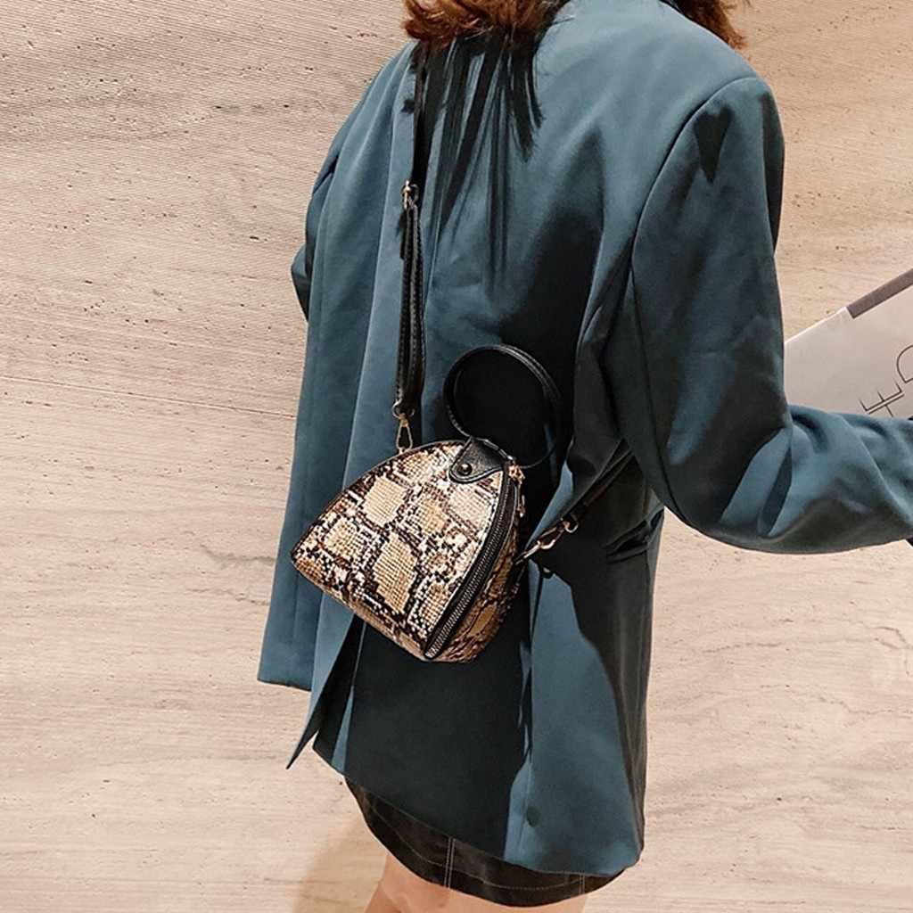 Borse di lusso borse A Tracolla Della Stampa Del Leopardo Delle Donne's di Tendenza In Pelle di Grande Capacità Sacchetto di Spalla del Sacchetto del Messaggero borse da donna