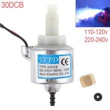 AC110V/ 220V 50H/60HZ 18W 30DCB Oil Pump Stage Party Part Smoke Machine Oil Pump for 400W 500W 600W 900W Fog Smoke Sonw Machine