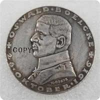 Tipo-n. ° 4 _ 1916 Karl Goetz, copia de moneda alemana