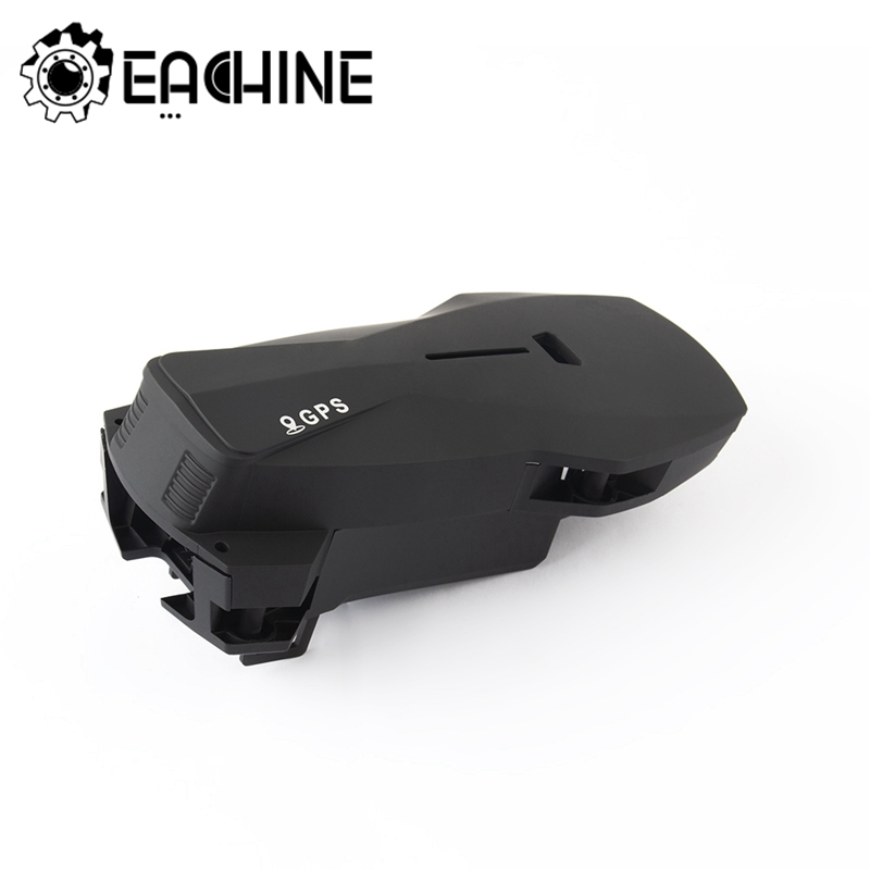 <font><b>Eachine</b></font> <font><b>E520S</b></font>-01 2pcs GPS RC Drone Quadcopter Spare Parts ABS Body Cover Shell Set Top & Bottom Protect Aircraft image