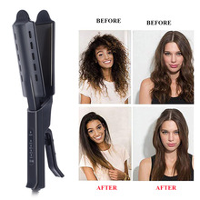 Hair Curler Wand Hair Straightener