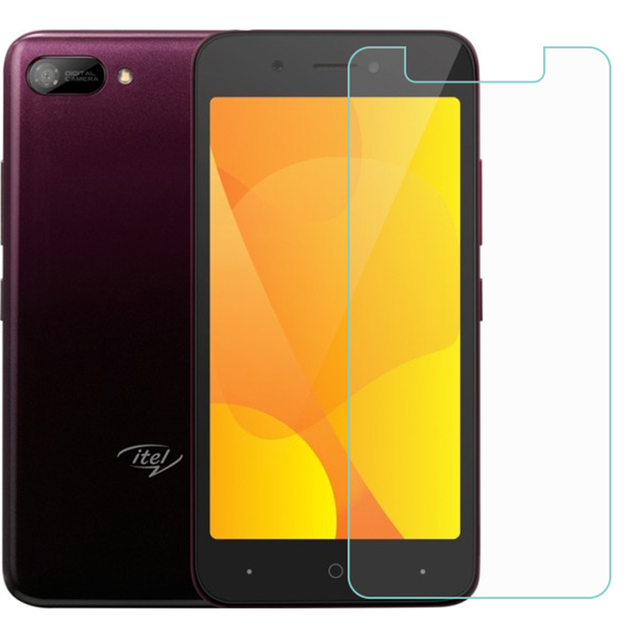 Tempered Glass For Itel A47 Vision 1 Pro 2 P13 Plus A25 A48 P36 A16  A17 A52 Lite  A44 Power Vision1 1Pro Screen Protector Film 2