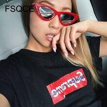 Sun Glasses Shades For women Cute Sexy Retro Cat Eye Sunglasses Women Small Blac