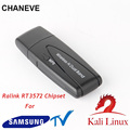 Двухдиапазонный беспроводной адаптер CHANEVE 300mbps Lan, 5,8 ГГц, USB Wi-Fi адаптер Ralink RT3572, ключ для Kali Linux и Samsung TV