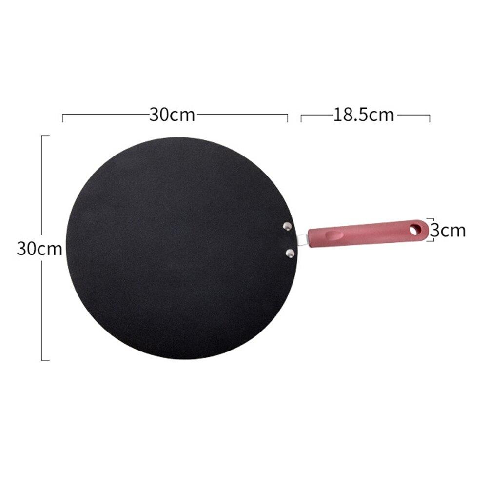 Round Pizza Spatula Peel Shovel Paddle Cake Lifter Transfer Tray For Kitchen Baking XH8Z
