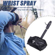 Shooting-Arrow Auxiliary-Accessory Release Compound-Bow Wristband Support-Aid Hunting-Archery-Caliper