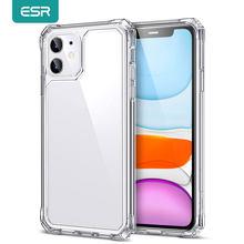 Coque arrière de protection transparente en TPU, étui ESR pour iPhone 11, 12 Pro Max, 11 Pro Max, SE 2020, 8, 7