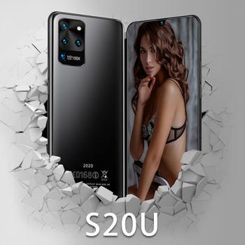 2020-new-7-7inch-galay-s20u-network-snapdragon-865-smartphone-4-camera-8g-ram-256g-rom-octa-core-global-version-with-phone-case