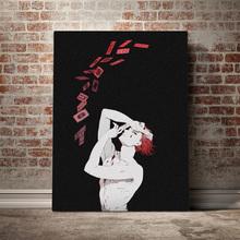 Poster Modular Painting Pictures No-Frame Hisoka Home-Decor Anime Canvas Hxh Hunter-X-Hunter