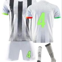 2019 Роналдо те же футбольные майки, Мужская футболка, итальянские футбольные майки, Детские мужские комплекты одежды для футбола, Тренировоч...