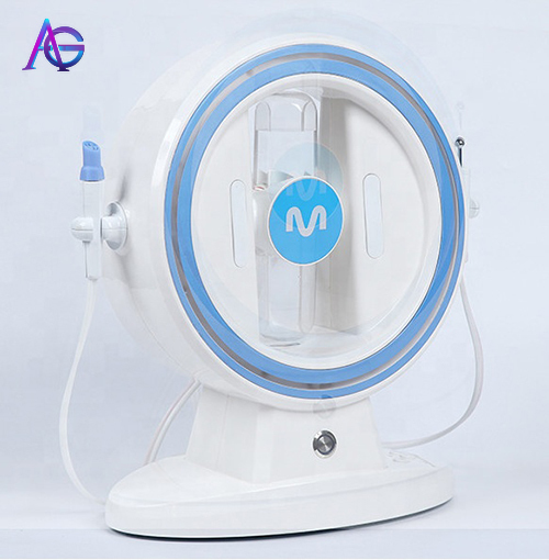 Newest Home Used 2 In 1  Aqua Peeling Machine For Deep Cleaning