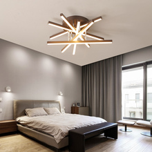 New Modern LED Ceiling Lights Aluminum Lamp for living room bedroom cocina accesorio lampara techo plafonnier led
