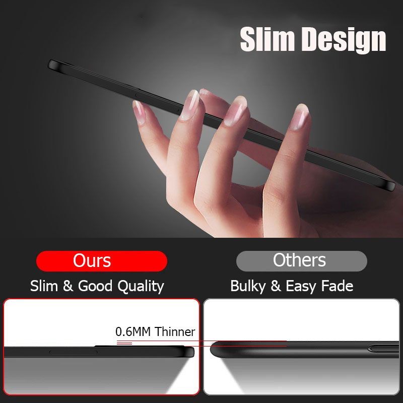 Simple Ultra thin Matte Hard PC Back Cover For iPhone 12 Pro Max