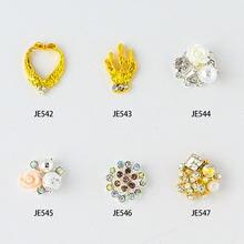 100 шт 3d украшения для ногтей очаровательный бриллиант Стразы