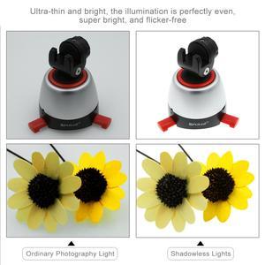 Image 5 - ミニ LED 写真スタジオ影底ライトランプパネルパッドフォトスタジオソフトボックス底 20 センチメートル用 lightboxs