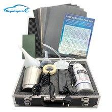 Kit de restauration pour phares de voiture, outils de réparation, pour nettoyer et faire briller, set anti-rayures hydrophobe