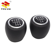 YOUEN 5/6 Speed Chromed MT Gear Shift Knob for Chevrolet Chevy Cruze 2008 - 2012 Auto Car Gearshift Shifter Lever Stick