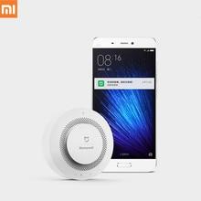 цены на Xiaomi Mijia Honeywell Smoke Detector Fire Alarm Detector Remote Control Audible Visual Alarm Notification Work with Mi Home APP  в интернет-магазинах