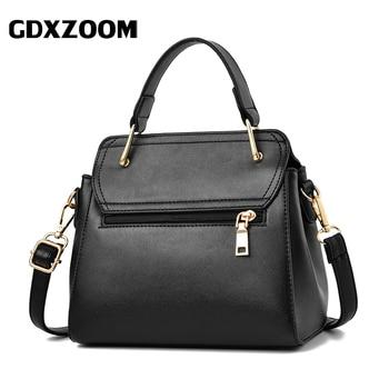 GDXZOOM Luxury Handbags Women Bags Designer Fashion Ladies  PU handbags With Many Pockets For Women Fashion Schoudertas Dames